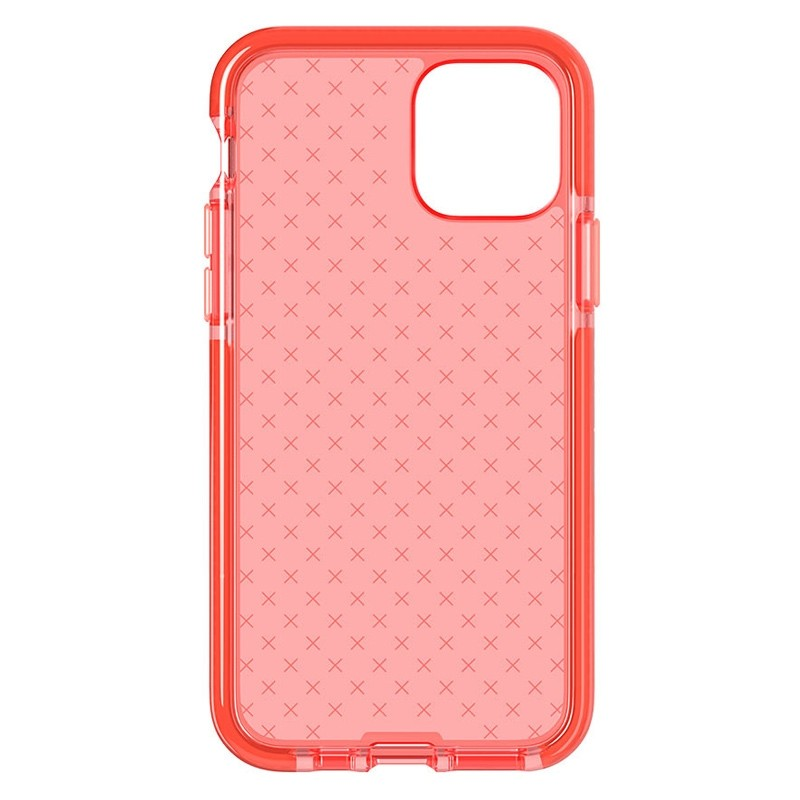 Tech21 - Evo Check iPhone 11 Hoesje coral pink 04