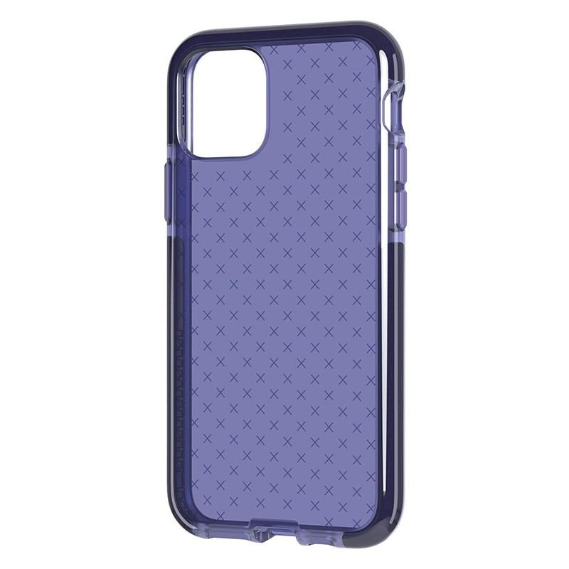 Tech21 - Evo Check iPhone 11 Pro hoesje Indigo Blauw 01