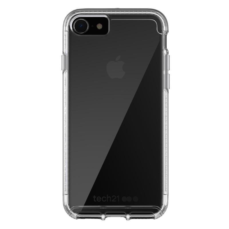 Tech21 - Pure Clear Case iPhone SE (2020)/8/7 transparant 01