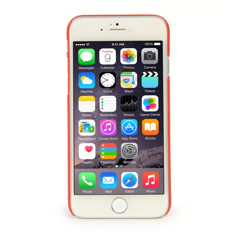 Tucano Tela iPhone 6 Red - 2
