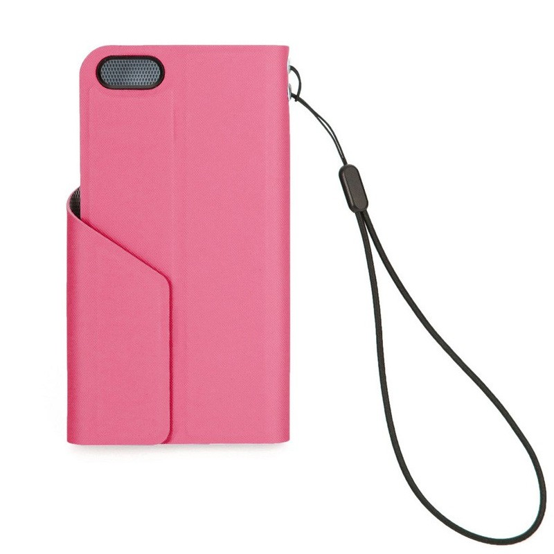 Xqisit Tijuana Folio iPhone 6 Plus Pink - 1