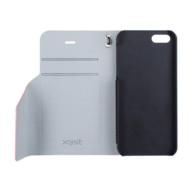 Xqisit Tijuana Folio iPhone 6 Plus Pink - 3