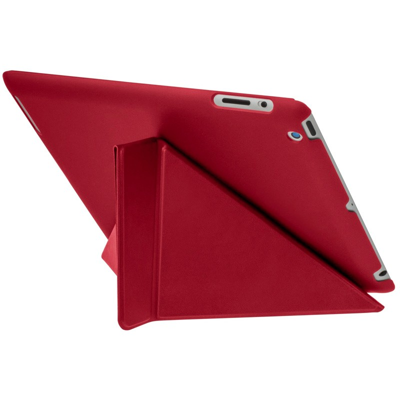 LAUT Trifolio iPad 2 / 3 / 4 Red - 4