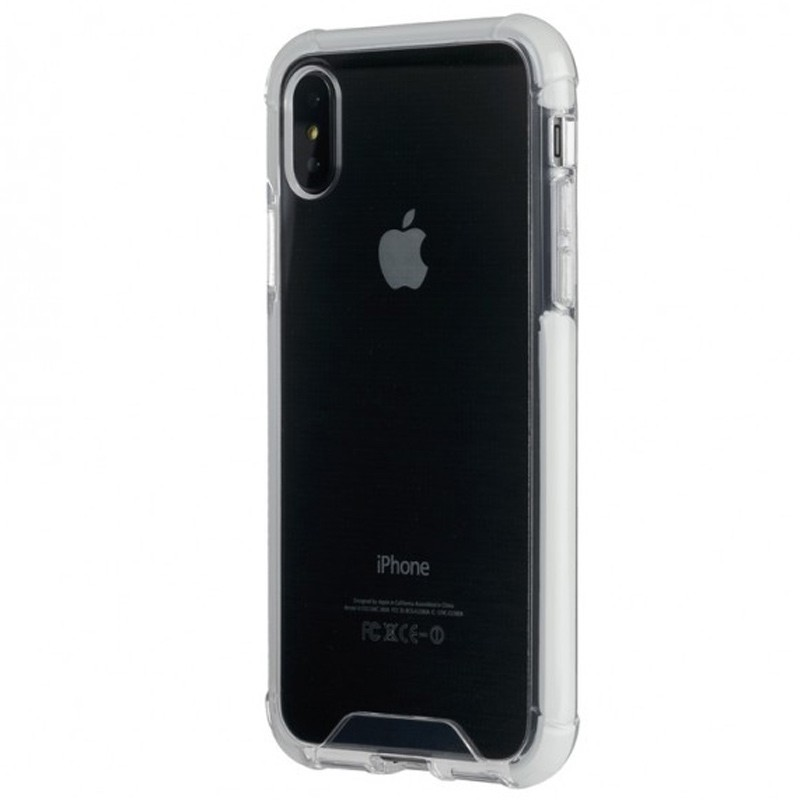 Tucano Denso iPhone X/Xs Hybride Hoes Wit 03