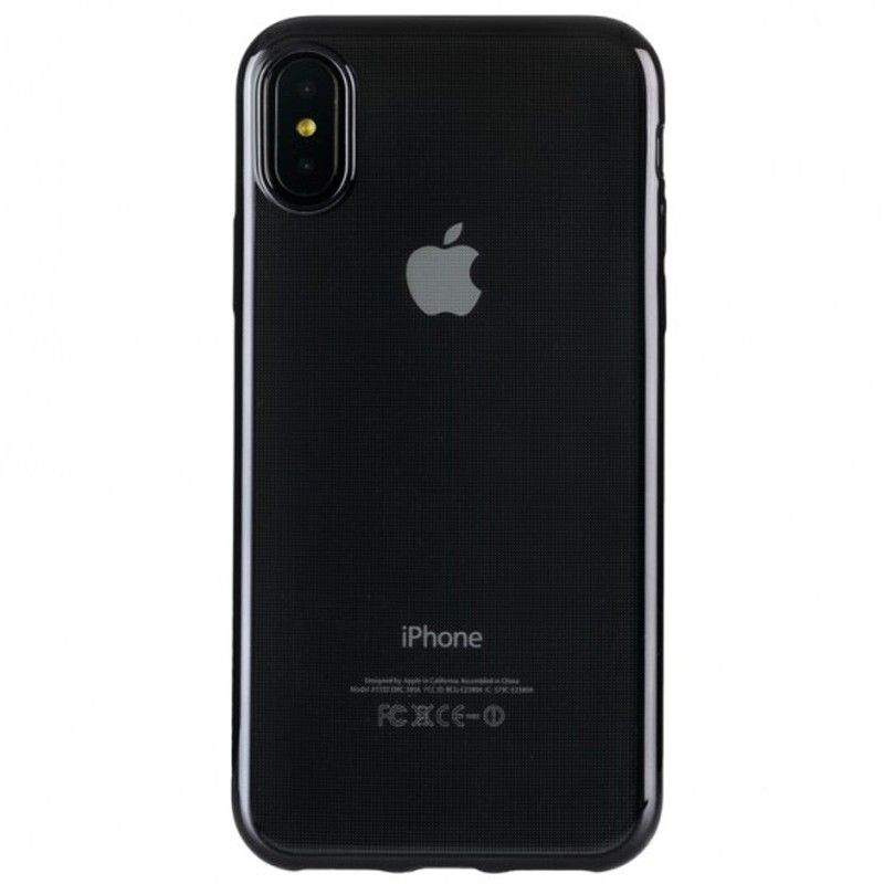 Tucano Elektro Flex iPhone X/Xs Hoesje zwart 02