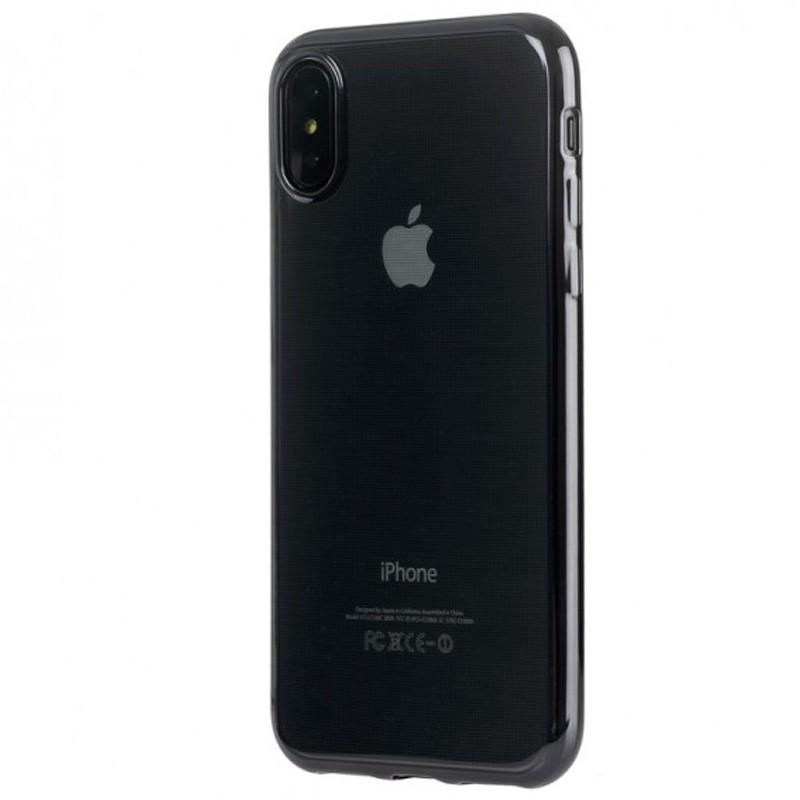 Tucano Elektro Flex iPhone X/Xs Hoesje zwart 03
