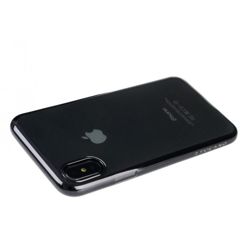 Tucano Elektro Flex iPhone X/Xs Hoesje zwart 01