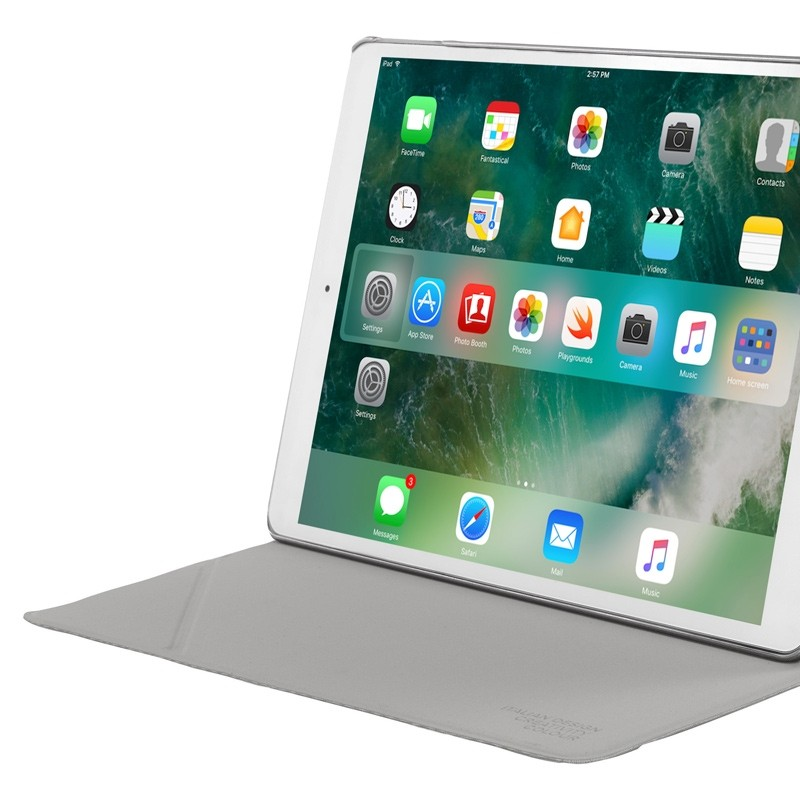 Tucano - Minerale Apple iPad Air 10.5 (2019), iPad Pro 10.5 inch Silver 02