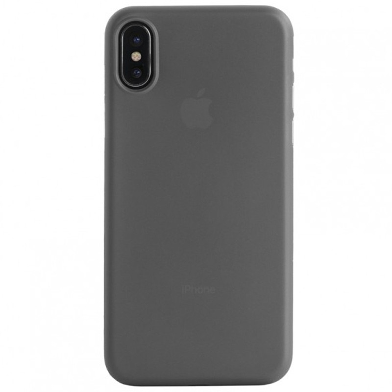 Tucano Nuvola 0,3 mm iPhone X/Xs Case transparant 02