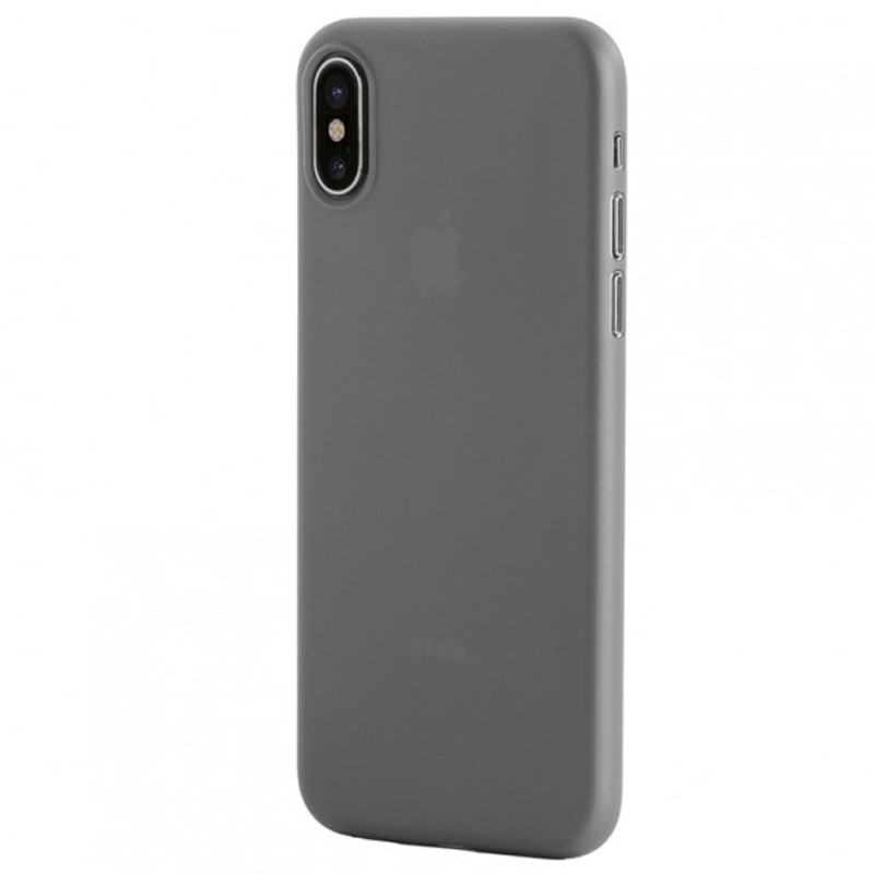Tucano Nuvola 0,3 mm iPhone X/Xs Case transparant 03