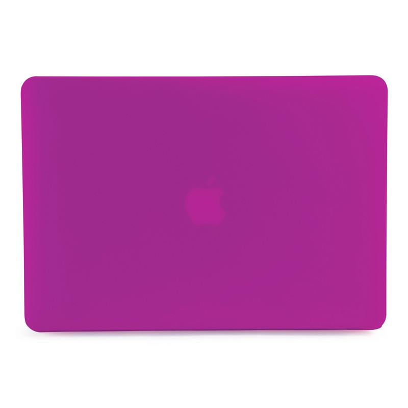 Tucano Nido Hard Shell Macbook 12 inch Purple - 2