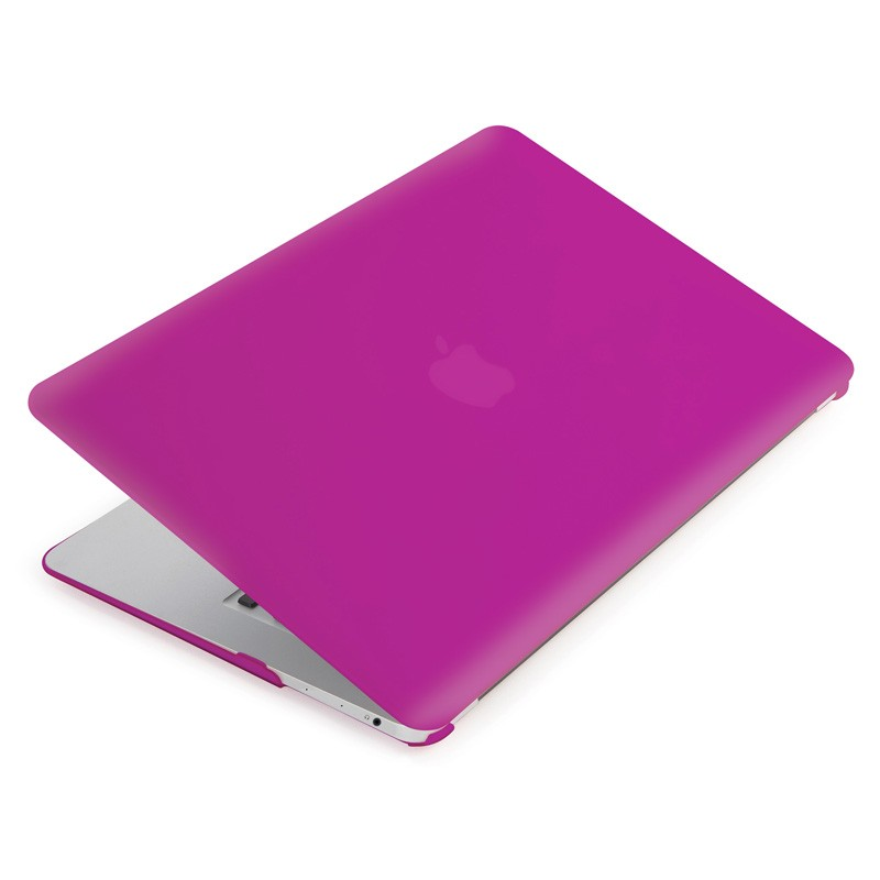 Tucano Nido Hard Shell Macbook 12 inch Purple - 3