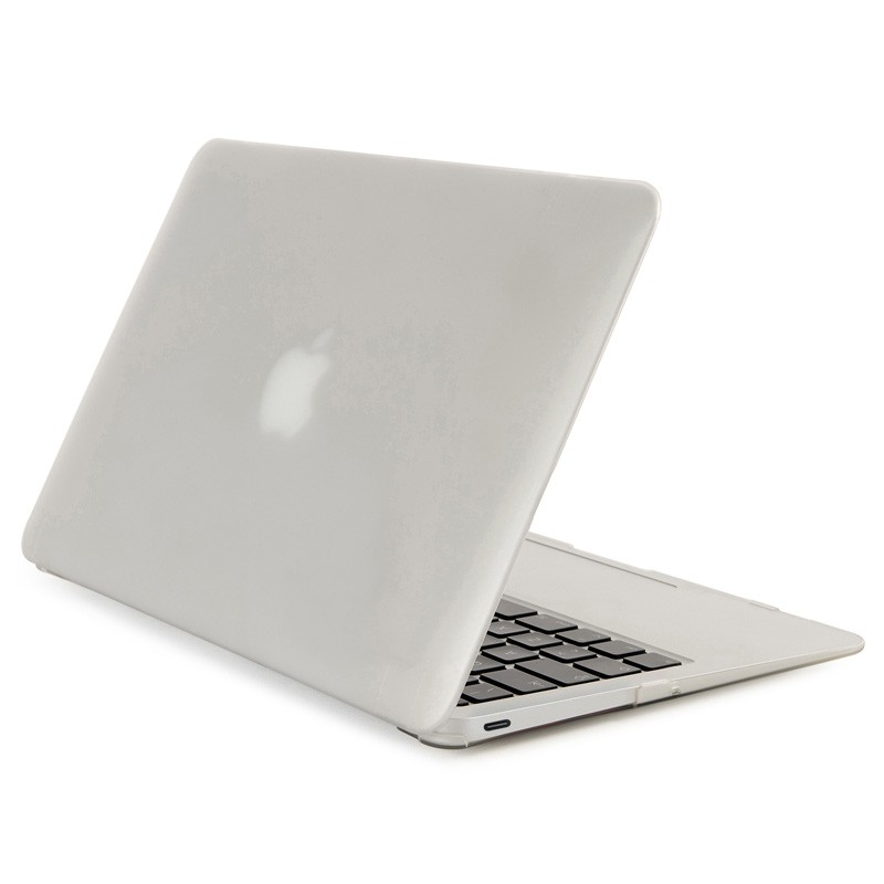 Tucano Nido Hard Shell Macbook 12 inch Clear - 1