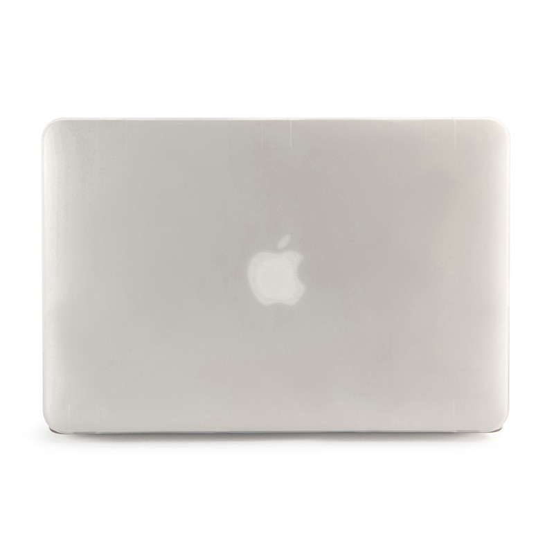 Tucano Nido Hard Shell Macbook 12 inch Clear - 2
