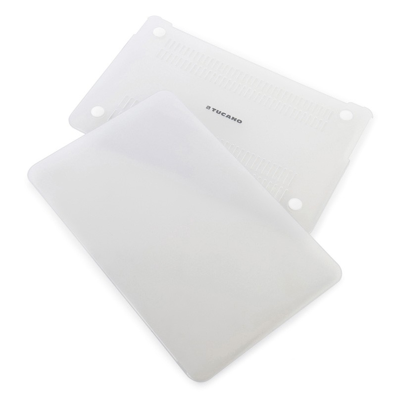 Tucano Nido Hard Shell Macbook 12 inch Clear - 4