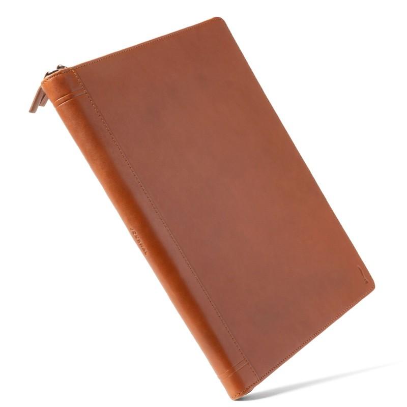 Twelve South - Journal Folio iPad Pro 11 inch cognac bruin 02