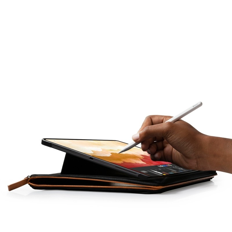 Twelve South - Journal Folio iPad Pro 11 inch cognac bruin 03