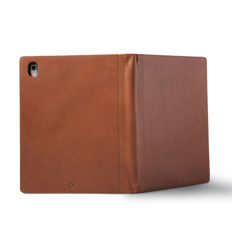Twelve South - Journal Folio iPad Pro 11 inch cognac bruin 04