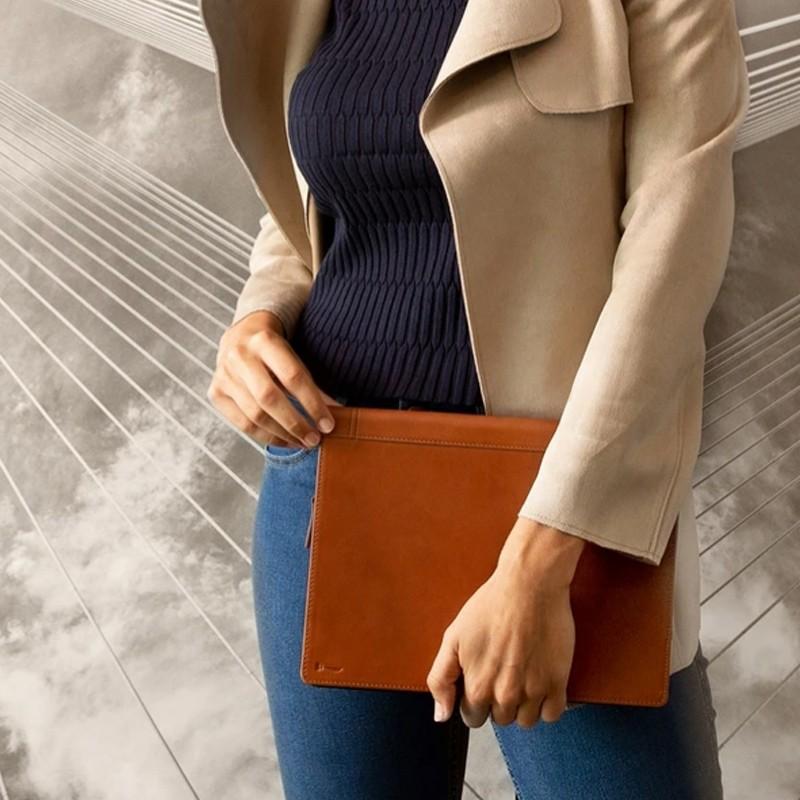 Twelve South - Journal Folio iPad Pro 11 inch cognac bruin 05