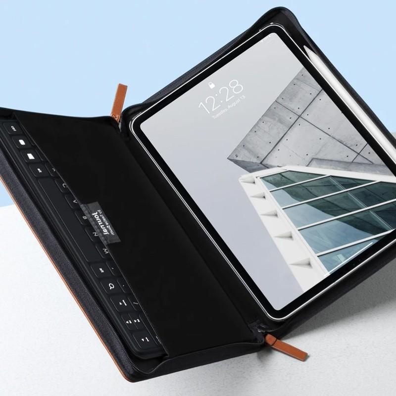 Twelve South - Journal Folio iPad Pro 11 inch cognac bruin 07