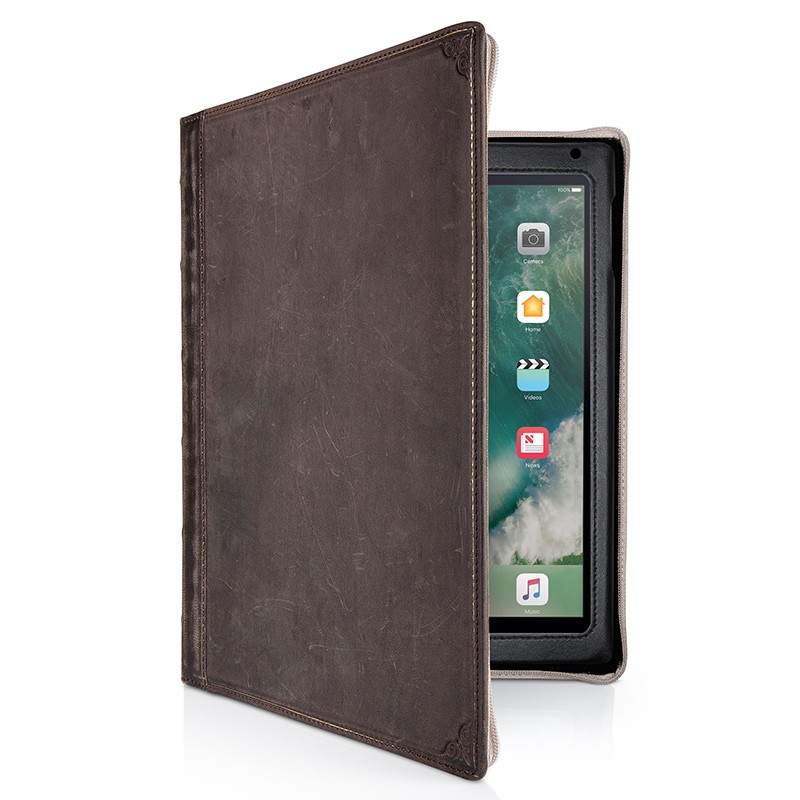 Twelve South - BookBook iPad Air 2 Brown 01
