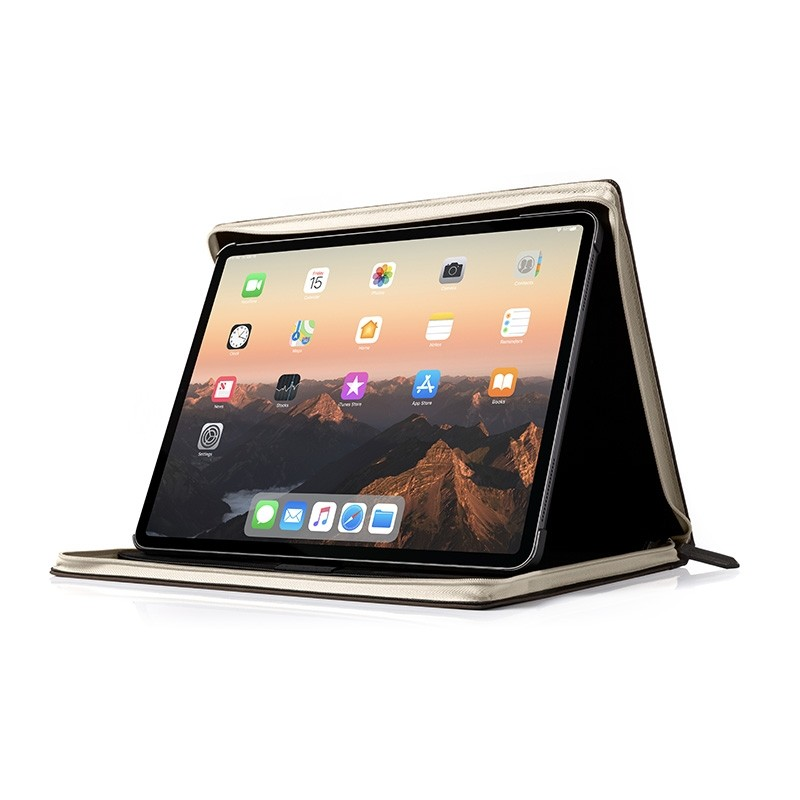Twelve South BookBook iPad Pro 11 inch bruin - 3