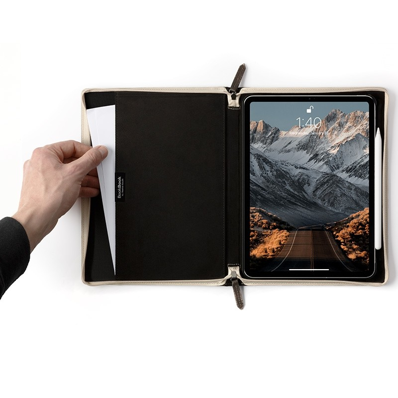 Twelve South BookBook iPad Pro 11 inch bruin - 6
