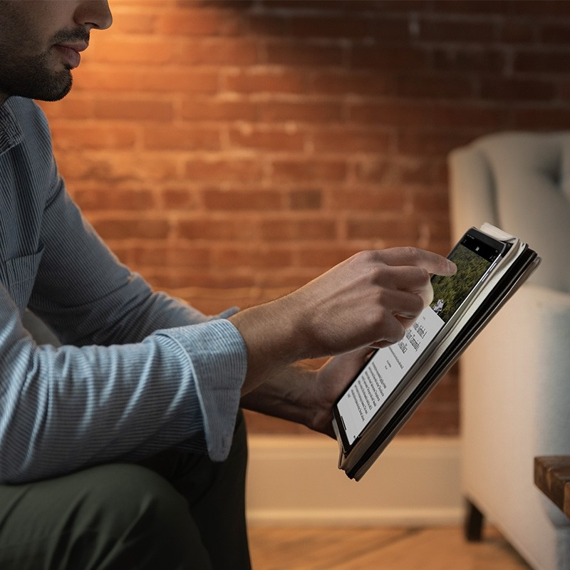 Twelve South BookBook iPad Pro 11 inch bruin - 9