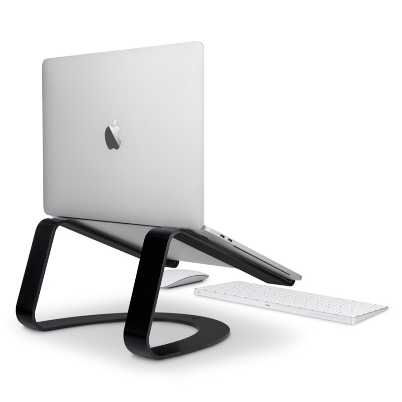 Twelve South - Curve MacBook Standaard Black 02