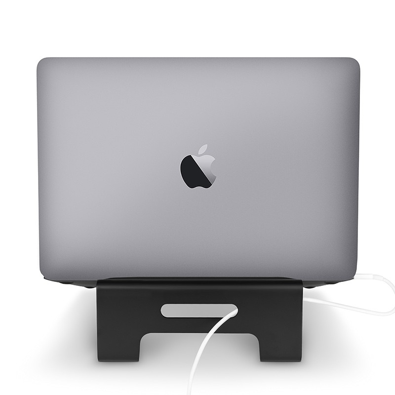 Twelve South - ParcSlope voor MacBook en iPad Pro Black 03