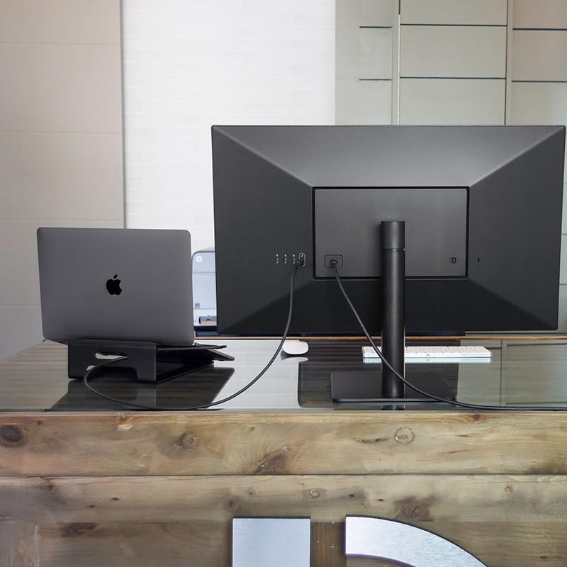 Twelve South - ParcSlope voor MacBook en iPad Pro Black 09