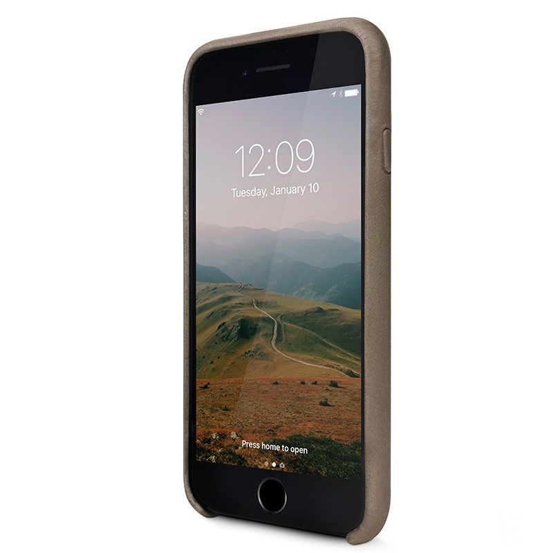 Twelve South - RelaxedLeather iPhone 7 Plus hoesje Warm Taupe 02