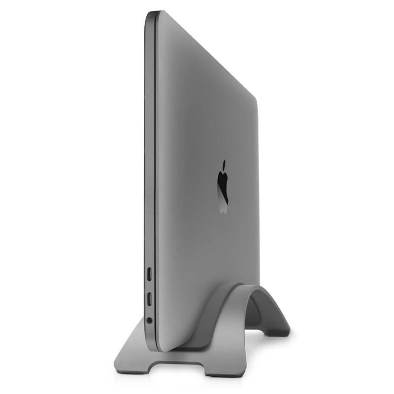 Twelve South - BookArc Design MacBook Standaard SpaceGray 01
