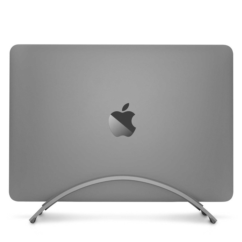 Twelve South - BookArc Design MacBook Standaard SpaceGray 03