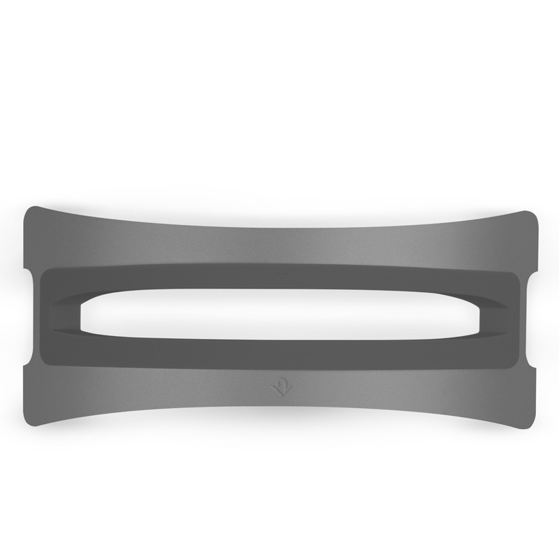 Twelve South - BookArc Design MacBook Standaard SpaceGray 02