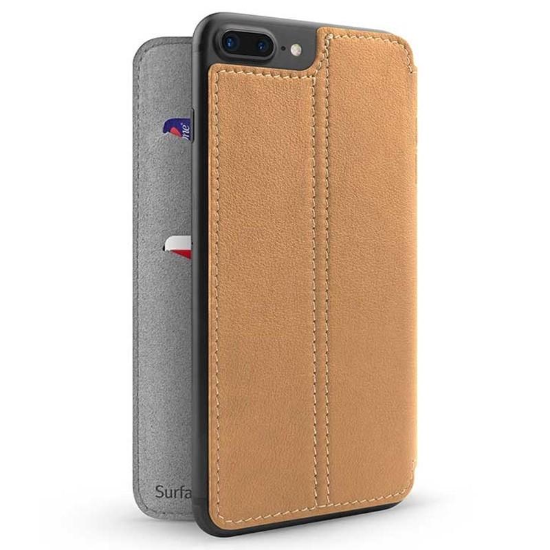 Twelve South - SurfacePad iPhone 7 Plus Camel 01