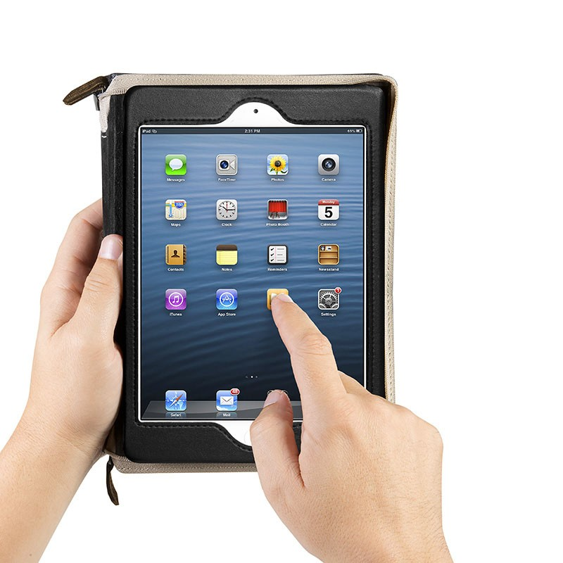 TwelveSouth BookBook iPad mini Black - 6