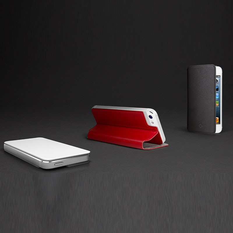 TwelveSouth SurfacePad iPhone 4(S) Red - 8