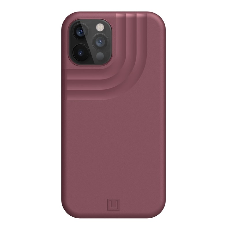 UAG [U] Anchor iPhone 12 / iPhone 12 Pro 6.1 inch Aubergine 01