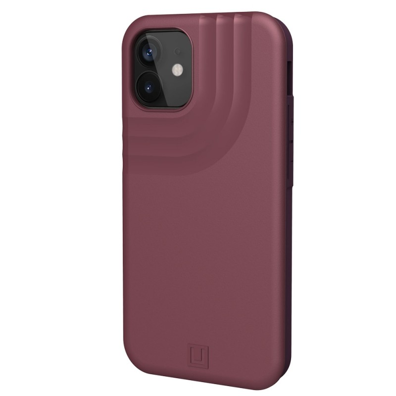 UAG Anchor Case iPhone 12 Mini Aubergine - 1