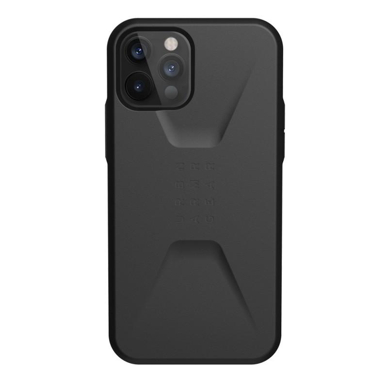 UAG Civilian iPhone 12 / 12 Pro 6.1 inch Zwart - 1