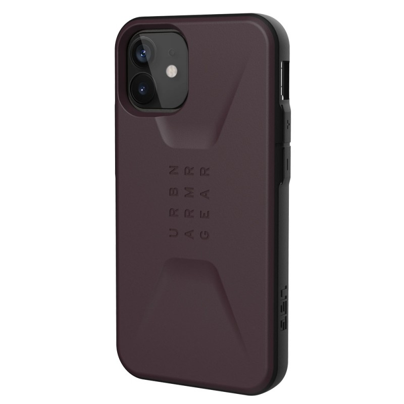 UAG Civilian iPhone 12 / 12 Pro 6.1 inch Paars - 3