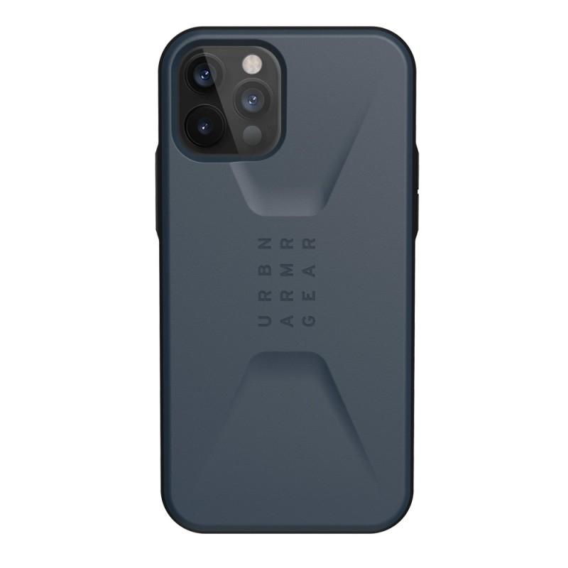 UAG Civilian iPhone 12 / 12 Pro 6.1 inch Blauw - 1