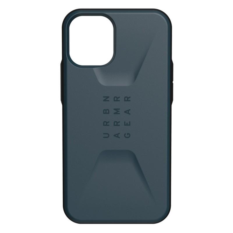 UAG Civilian iPhone 12 / 12 Pro 6.1 inch Blauw - 4