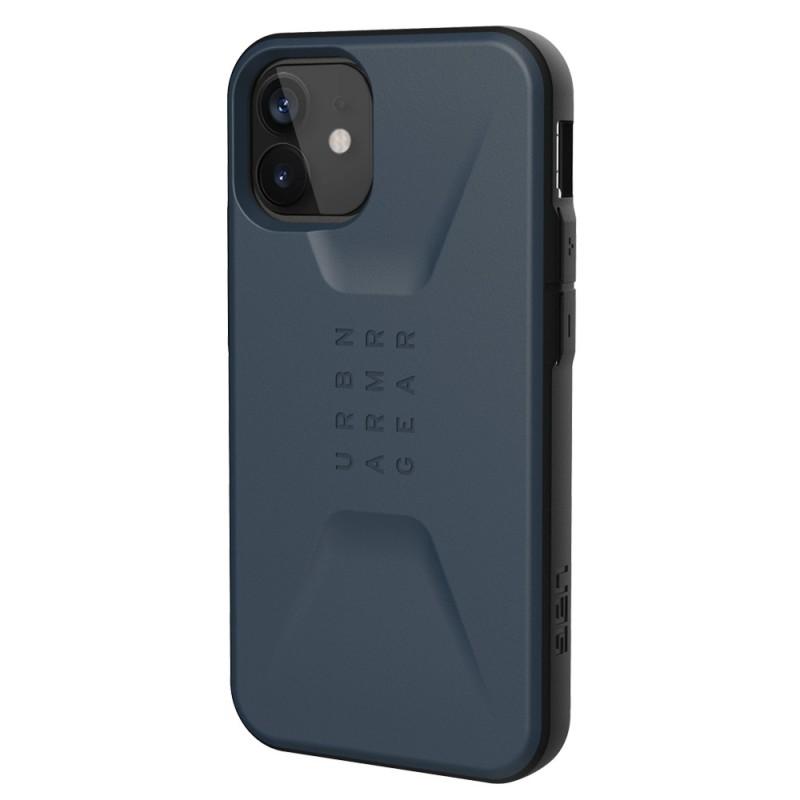 UAG Civilian iPhone 12 / 12 Pro 6.1 inch Blauw - 3