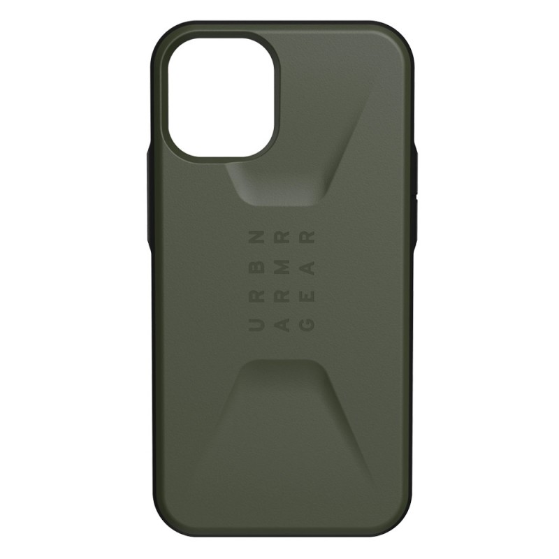 UAG Civilian iPhone 12 / 12 Pro 6.1 inch Groen - 4