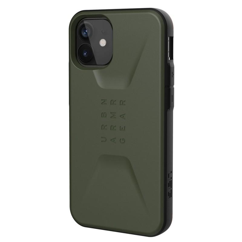 UAG Civilian iPhone 12 / 12 Pro 6.1 inch Groen - 2