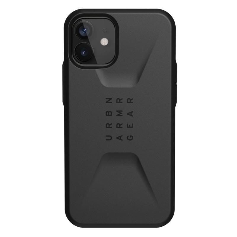 UAG Civilian Case iPhone 12 Mini Zwart - 1