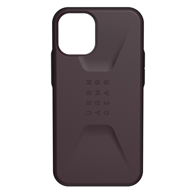 UAG Civilian Case iPhone 12 Mini Eggplant - 4