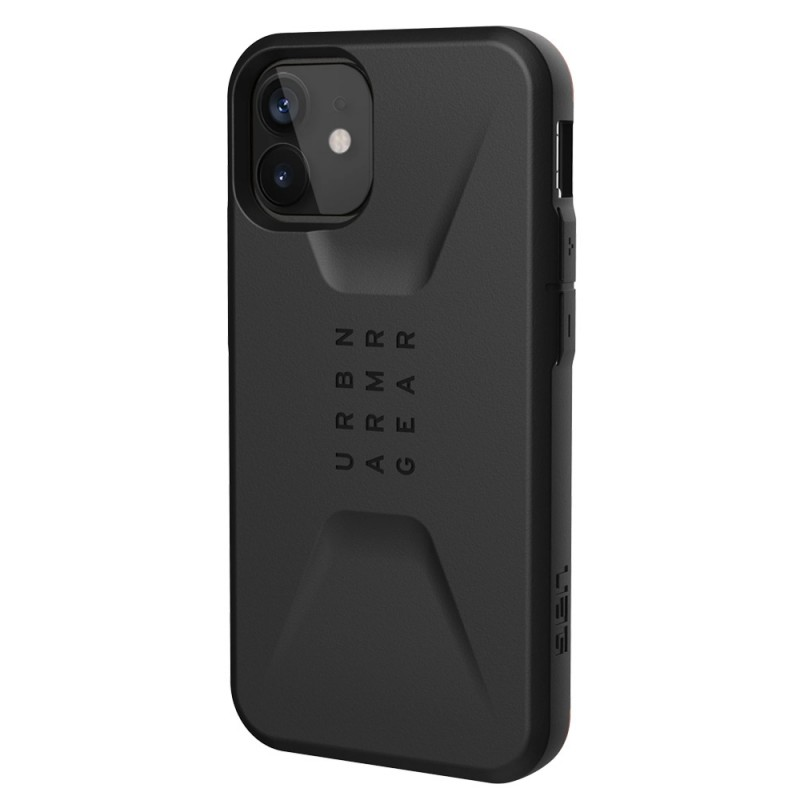 UAG Civilian iPhone 12 Pro Max Zwart - 2